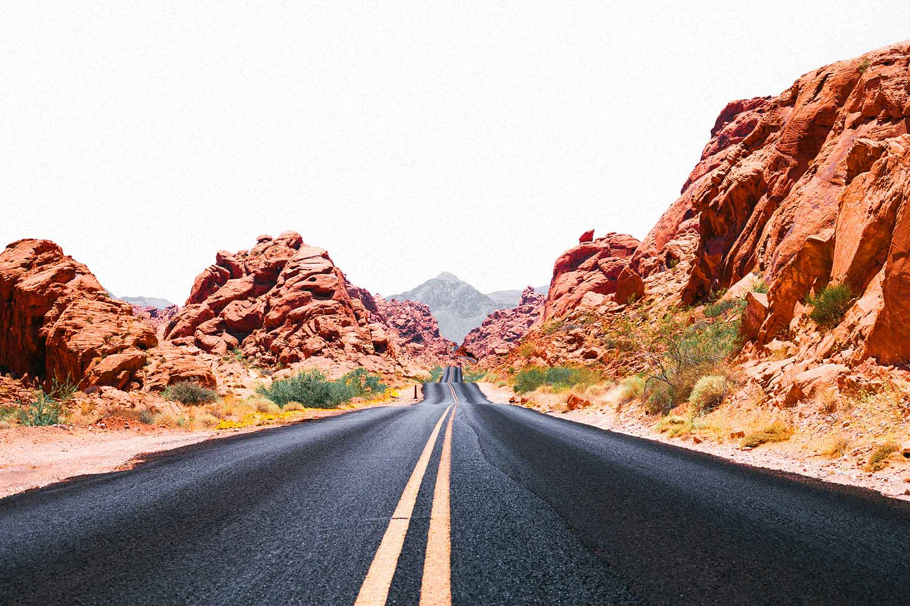 How does God want me to change from this sermon? desert road cover img alt