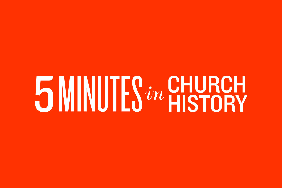 Equipping-ministry-logo---education-5-Minutes-Church-History